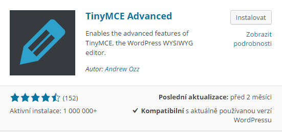 tinymce_advanced