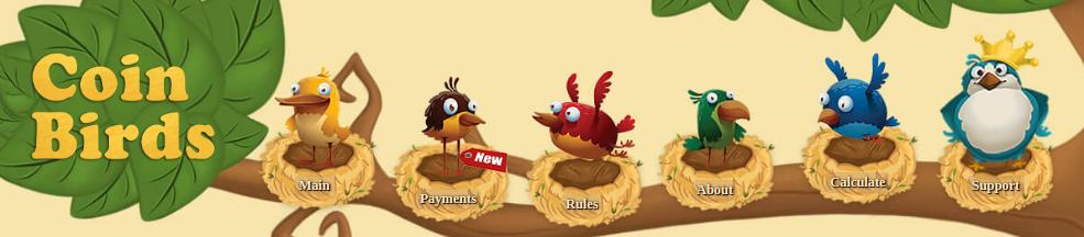 Lze zbohatnout hraním coin-birds?