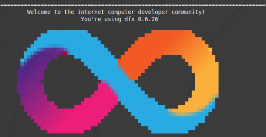Instalace DFinity SDK